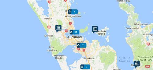 ANZ Branches Auckland