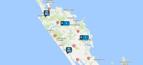 ANZ Branches Northland