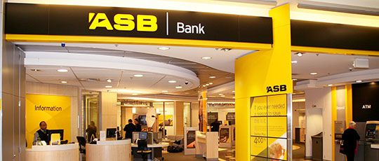 ASB Bank Branch