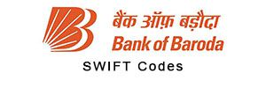 Bank of Baroda BIC Codes
