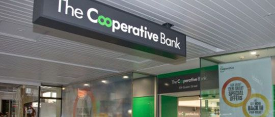 Cooperative Bank Branch