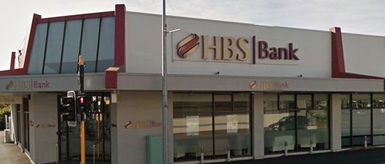 HBS Bank Branch