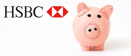 HSBC $100k Bank Account