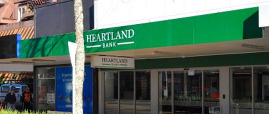Heartland Bank Branch