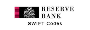Reserve Bank of New Zealand BIC Codes