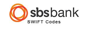 SBS Bank BIC Codes