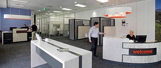 SBS Bank Branch