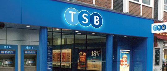 TSB Bank Branch