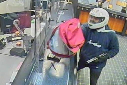 Man Robs ASB Bank in New Zealand